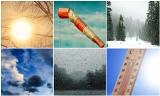 Rekordy pogodowe. Gdzie grzało, wiało i padało najmocniej?