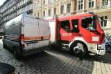 Śmierć w kamienicy we Wrocławiu. Mężczyzna zatruł się gazem [ZDJĘCIA]