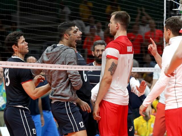 Awantura po meczu Polska - Iran