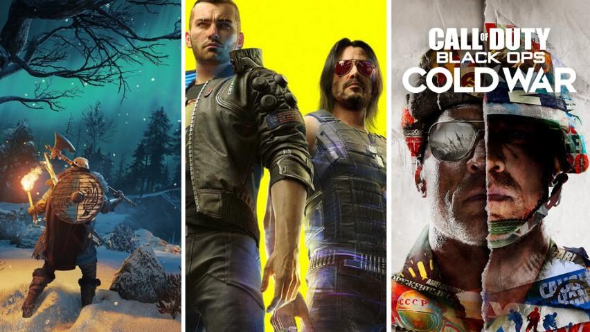 Największe nadchodzące premiery gier. W co będziemy grać w święta? Sprawdź kalendarz premier!