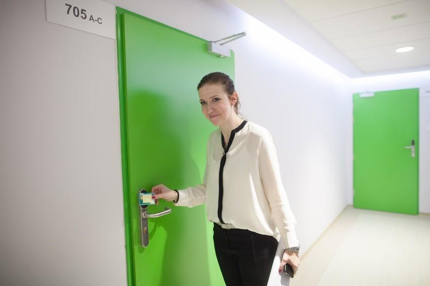 W 2014 r. Uniwersytet Medyczny z dumą zapraszał na otwarcie wyremontowanego akademika