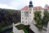 Zamek Pieskowa Skała czeka modernizacja. Prace potrwają do kwietnia 2024 roku