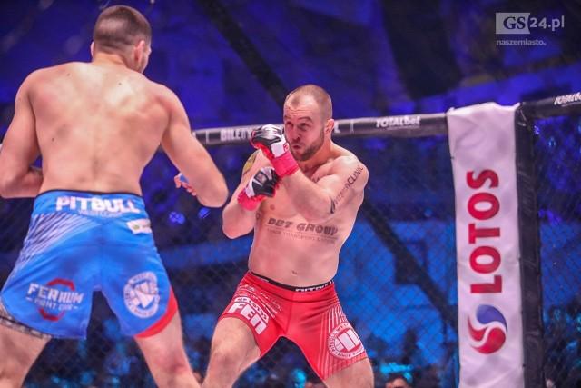 Mateusz Rębecki jeszcze zawalczy dla FEN.