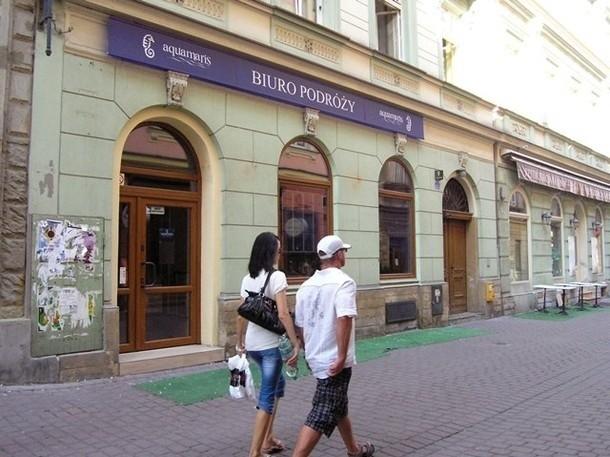 Siedziba biura Aquamaris w Bielsku-Białej