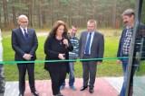 Anna Dymna otworzyła warsztaty dla niepełnosprawnych w Lubiatowie [ZDJĘCIA]