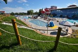 Otwarcie nowych basenów w Aquaparku. Zobacz co się zmieniło