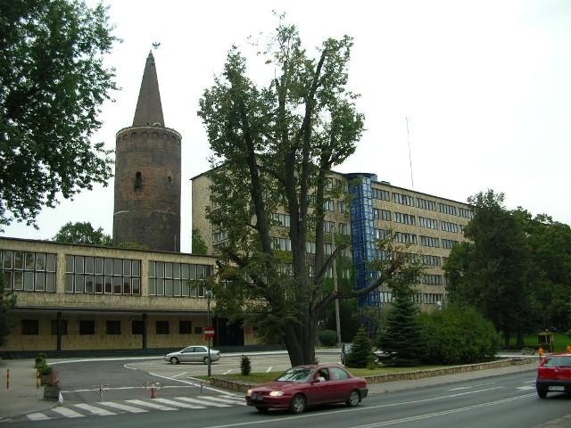 Urząd Wojewódzki w Opolu.