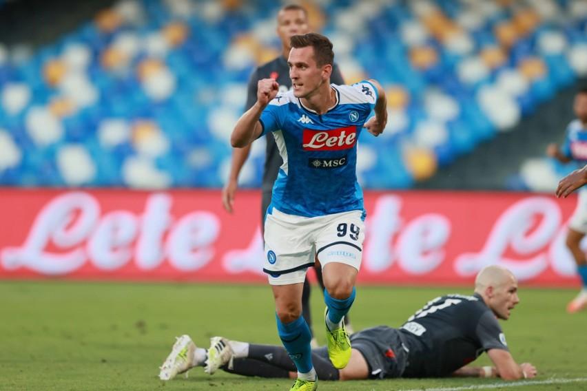 Zdaniem włoskich mediów Arkadiusz Milik ustalił już warunki swojego kontraktu z Juventusem