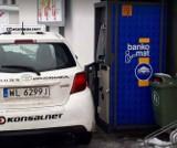 Kolejny skok na bankomat w Andrespolu. Złodzieje wciąż na wolności