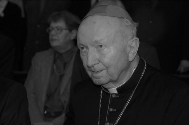 Kardynał Marian Jaworski nie żyje, miał 94 lata