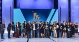 """Festiwal Polskich Filmów Fabularnych 2018 w Gdyni. Gala finałowa. Nagrody: Złote Lwy dla filmu Pawła Pawlikowskiego """"Zimna Wojna"""""""