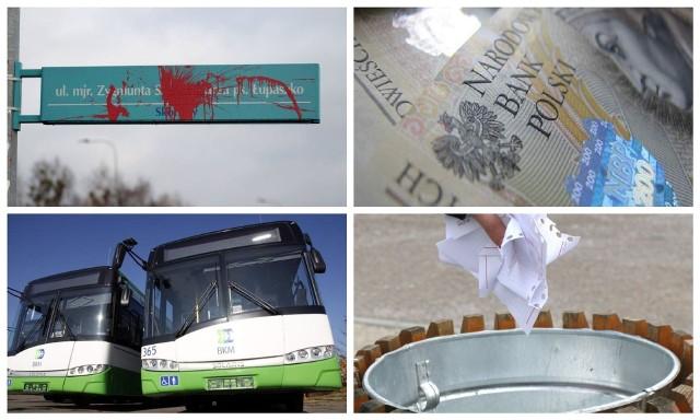 Podwyżki cen biletów komunikacji miejskiej, wywóz śmieci i nazwa ulicy Łupaszki. Tym zajmą się białostoccy radni