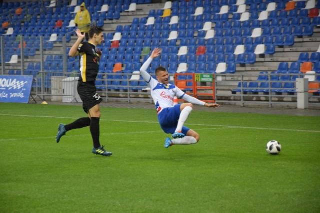 GKS Jastrzębie notuje niezłą serię starć z Podbeskidziem, z którym nie przegrał trzech meczów z rzędu