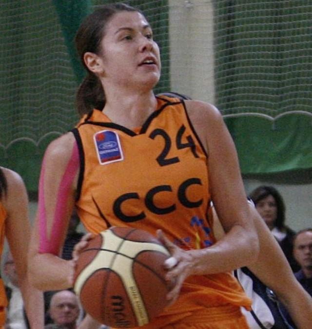 Małgorzata Babicka z CCC rzuciła w tureckim Sporze 7 punktów. Niestety nie pomogło to jej zespołowi, który przegrał pierwszy mecz 1/16 Pucharu Europy.