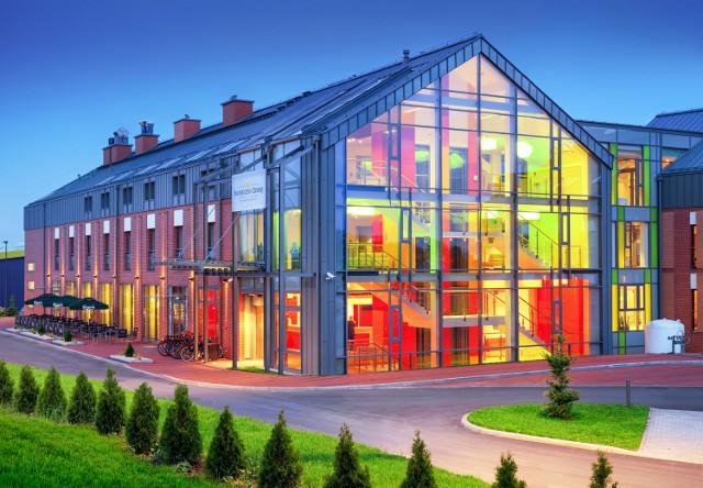 Nasze Dobre Świętokrzyskie 2013. Hotel Słoneczny Zdrój Medical Spa & Wellness w Busku-ZdrojuHotel Słoneczny Zdrój Medical Spa & Wellness jest pierwszym czterogwiazdkowym obiektem w Busku-Zdroju.