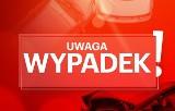 W wypadku w Sucharzewie zginął młody mężczyzna. Droga wojewódzka nr 254 jest całkowicie zablokowana