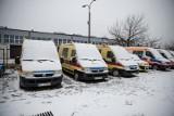 Białystok. Pogotowie ratunkowe sprzedaje karetki. Zobacz zdjęcia aut, które można wylicytować na przetargu