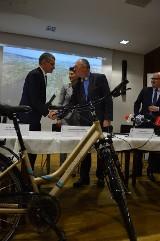 Powstaje ścieżka rowerowa z Barcic do Wielogłów