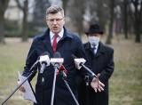 Marcin Warchoł: Złożyłem legitymację Solidarnej Polski, moją partią jest Rzeszów. W środę kolejny raz poparł go Tadeusz Ferenc