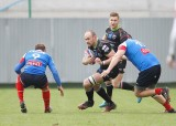 Juvenia Kraków-Master Pharm Rugby 10:47. Rugbyści z Łodzi pewnie zainkasowali komplet punktów w Małopolsce