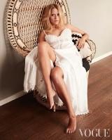 Jessica Mercedes wystąpiła w sesji dla magazynu Vogue