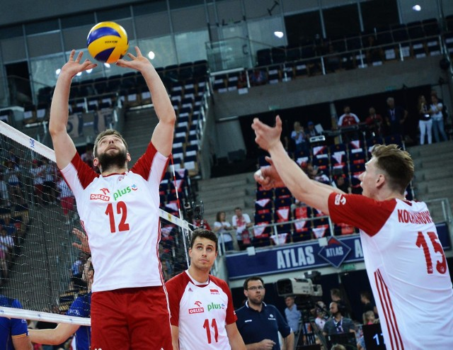 Polscy siatkarze zagrają w Krakowie z Kanadą, Francją i Rosją