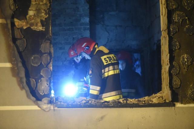 Wybuch gazu w Jaworznie: W wyniku wybuchu śmierć poniósł lokator