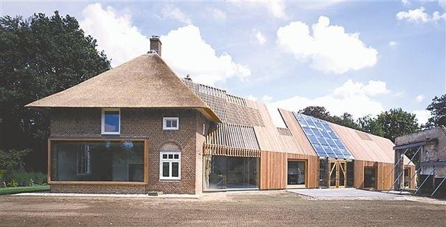 Wolzak House, projekt Bjarne'a Mastenbroeka, powstał w 2004 roku...