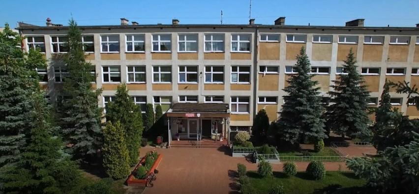 Szkoła Podstawowa nr 11 w Białymstoku.