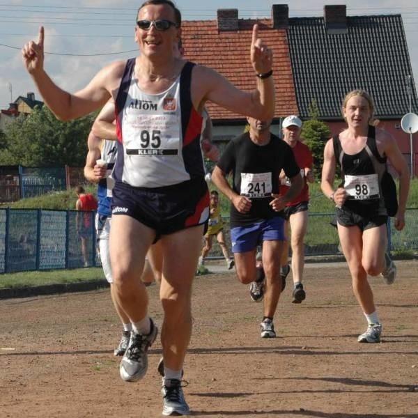 Dobrodzienska Dycha - Trzecia edycja biegów ulicznych. Zawodnicy przebiegli 10 km
