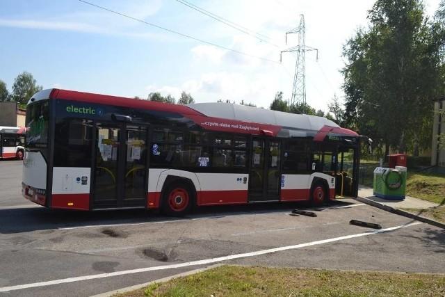 Niedługo do Sosnowca przyjedzie kilkanaście nowych autobusów hybrydowych i elektrycznych