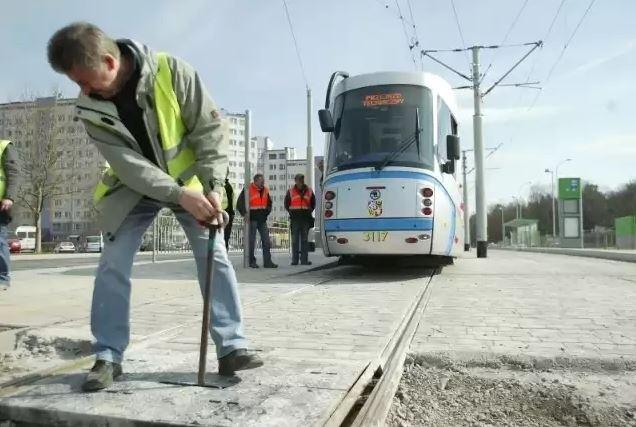 Powstała dokumentacja dotycząca budowy trasy tramwajowej na...
