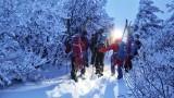 Akcja ratunkowa GOPR w rejonie Babiej Góry. Uwaga na zagrożenie lawinowe! Warunki turystyczne są trudne