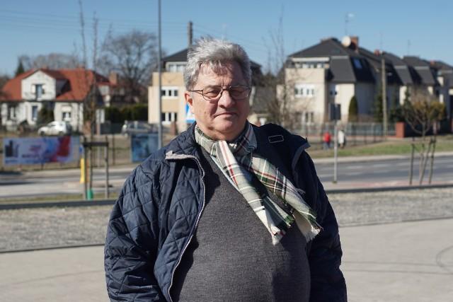- Na wniosek mieszkańców napisaliśmy teraz opinię, która jest negatywna dla tego typu działalności na tym terenie - zaznacza Piotr Zubielik, przewodniczący rady osiedla Podolany.