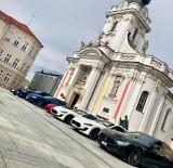 Wadowice. Dumni właściciele samochodów luksusowej marki Maserati urządzili sobie zlot [ZDJĘCIA] AKTUALIZACJA 11.06.2021