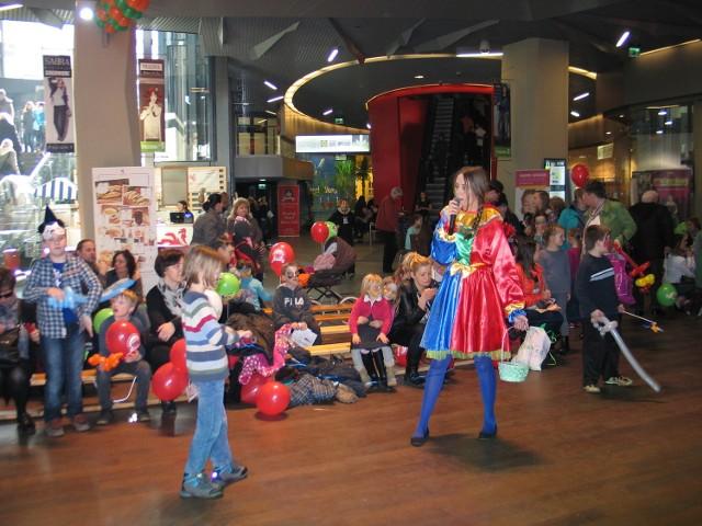Na pierwszych urodzinach Galerii MM dominują imprezy dla dzieci