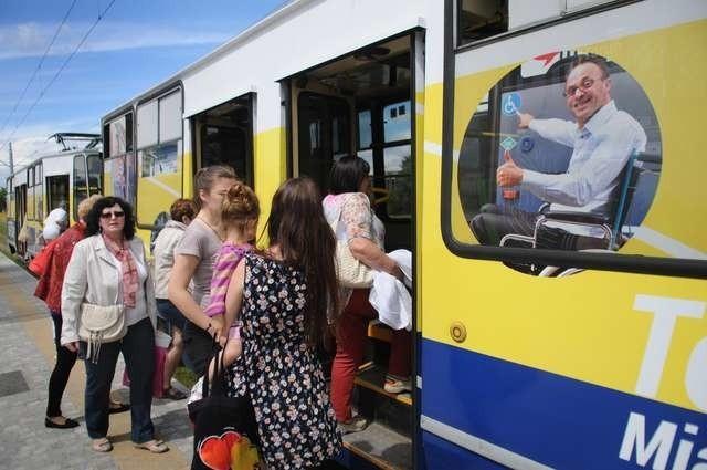 Przystanek tramwajowy Aula UMKPrzystanek tramwajowy Aula UMK