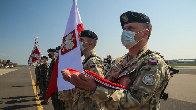 Pierwsza misja Polskiego wojska w Turcji. Żołnierze z Brygady Lotnictwa Marynarki Wojennej w Gdyni, udają się na misję NATO do Turcji