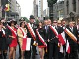 Włodzimierz Kusak poleciał do Nowego Jorku na Pulaski Day Parade