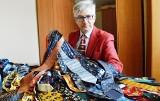 Sławomir Kozłowski muzycznych krawatów ma w kolekcji ponad 50. Kiedy je nosi?