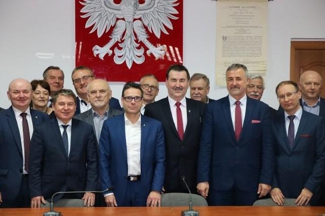 XIX posiedzenie Zgromadzenia Związku Powiatów Województwa Kujawsko-Pomorskiego