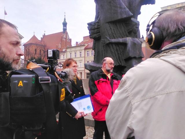 Grażyna Szabelska i Krystian Frelichowski apelują m.in. o powtórzenie konsultacji społecznych