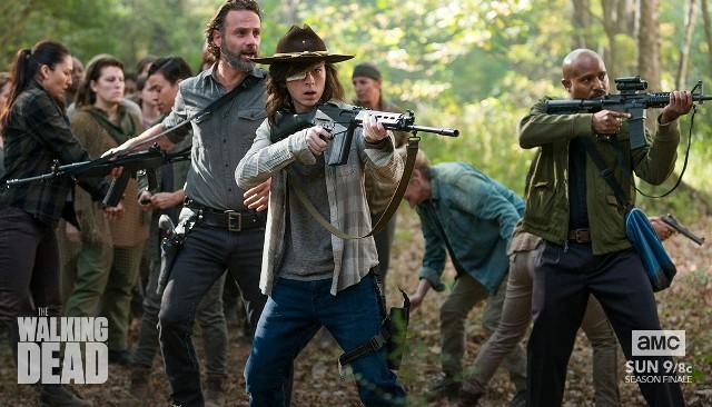 The Walking Dead S07e16 na CDA ONLINE. Zobacz finał sezonu już teraz [wideo]