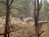 Wysypali piach z zanieczyszczeniami na wydmy. Teraz muszą wszystko posprzątać. Świnoujski magistrat przeprowadził w tej sprawie kontrolę