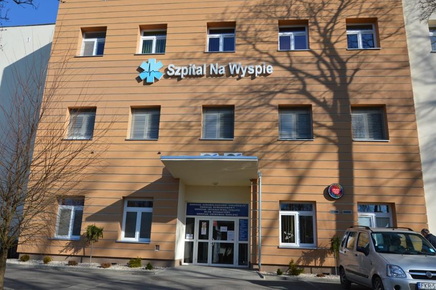 Dziecko trafiło do Szpitala na Wyspie w Żarach