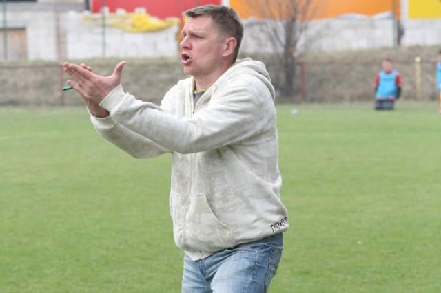 Jaromir Wieprzęć jest tymczasowym trenerem I drużyny Stali Stalowa Wola.