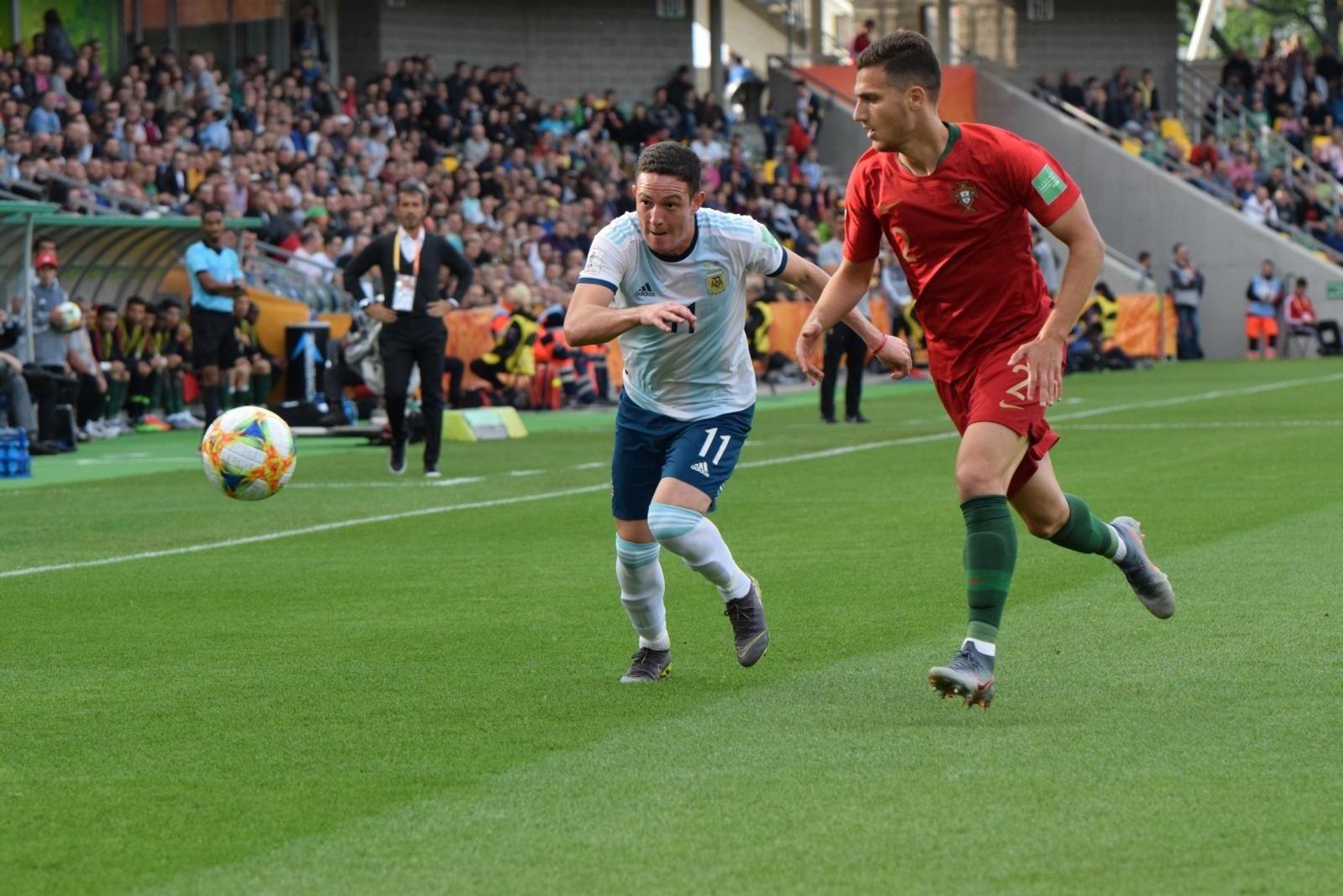 f84efd8c7 Diogo Dalot (z prawej) to jedna z największych gwiazd mistrzostw świata U-20