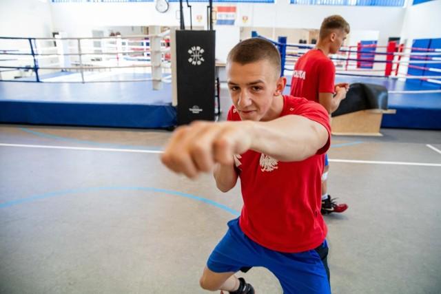 Reprezentacji Polski juniorów w boksie trenuje w Białymstoku