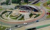Rondo w Katowicach będzie przebudowane. Powstanie przejazd dla rowerzystów od strony Chorzowskiej