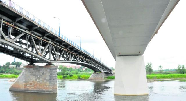 Stary most od 2013 roku jest wyłączony z użytkowania. Wciąż nie wiadomo, kiedy zostanie wyremontowany.